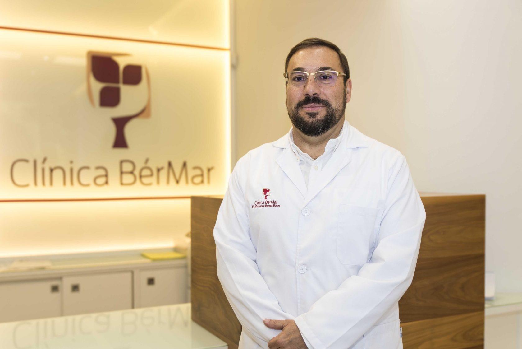 Dr. Enrique Bernal, médico especialista de Aparato Digestivo en Clínica BérMar en Córdoba
